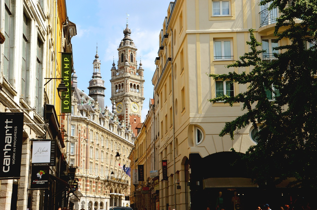 L'immobilier à Lille : un secteur en pleine croissance