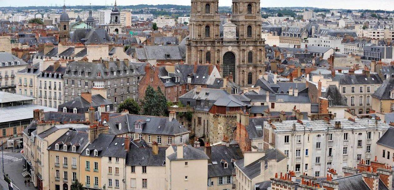 L'immobilier à Rennes - image