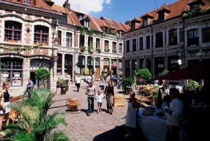 Le prix de l'immobilier à Lille