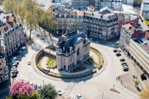 Les quartiers de Lille